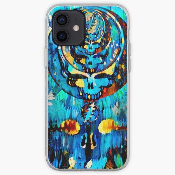 Dripping Indigo iPhone Soft Case