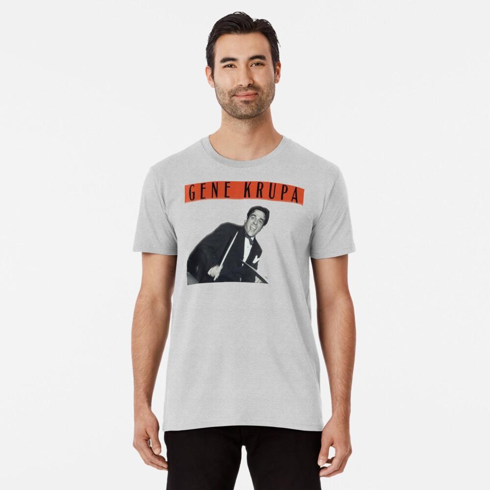 Gene Krupa Premium T-Shirt