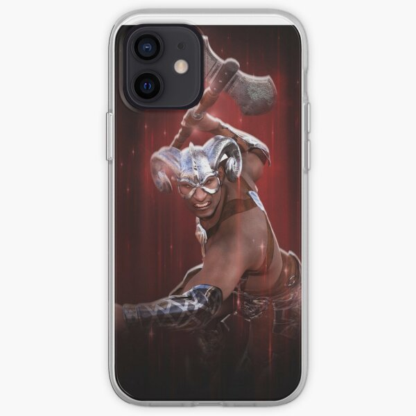 Aries (Male) iPhone Soft Case
