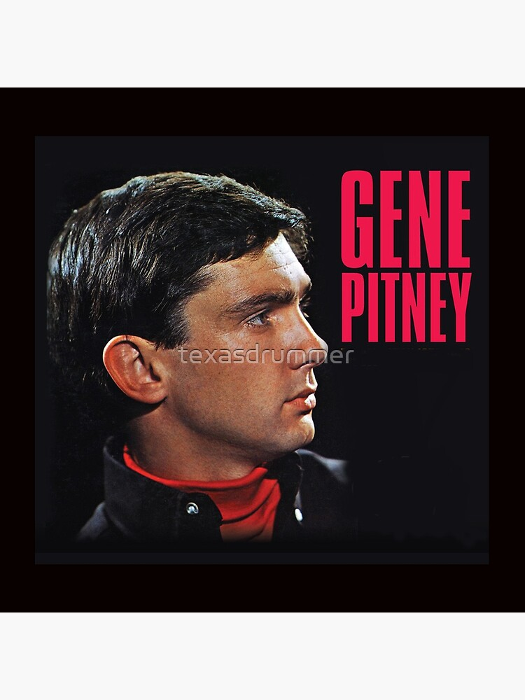 Gene Pitney by texasdrummer