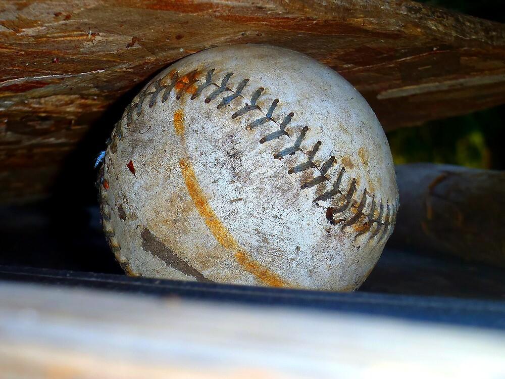 Baseball by Cassie Jahn