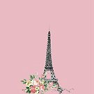 Eiffel Tower by Crystal Potter