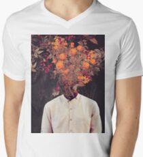 Bloom V-Neck T-Shirt