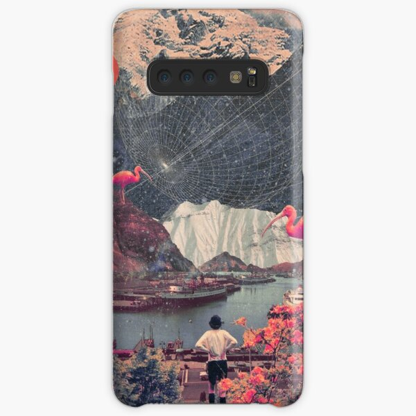 My Choices left me Alone Samsung Galaxy Snap Case