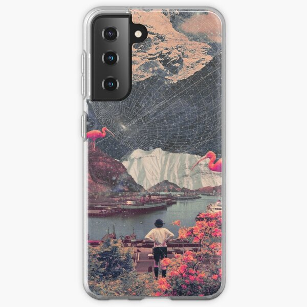 My Choices left me Alone Samsung Galaxy Soft Case