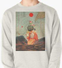 Antarktische Sendung Sweatshirt