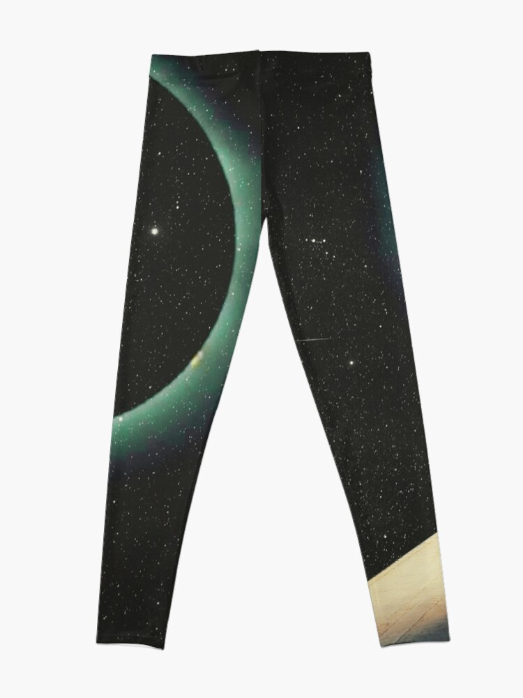 Alternate view of Escaping into the Void Leggings