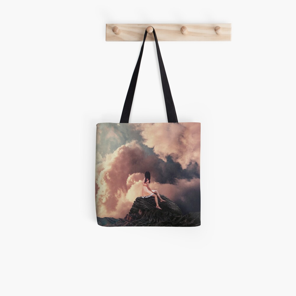 You came from the Clouds Tote Bag