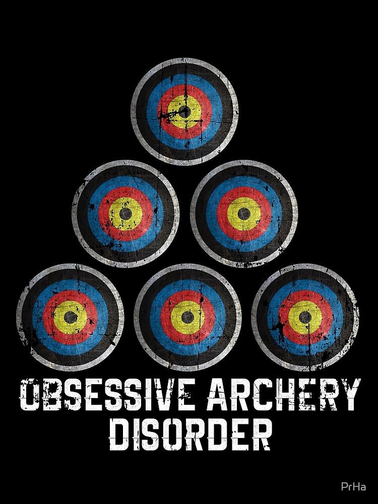 Archery hobby by PrHa
