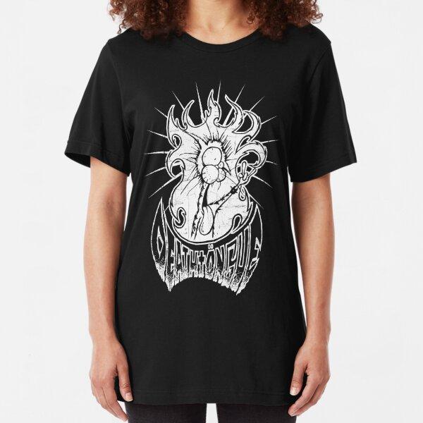 Deathtöngue Slim Fit T-Shirt