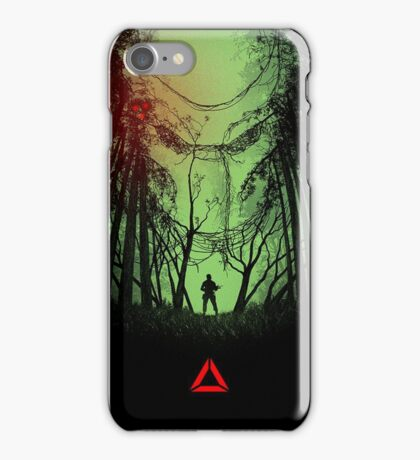 Predator iPhone Case/Skin