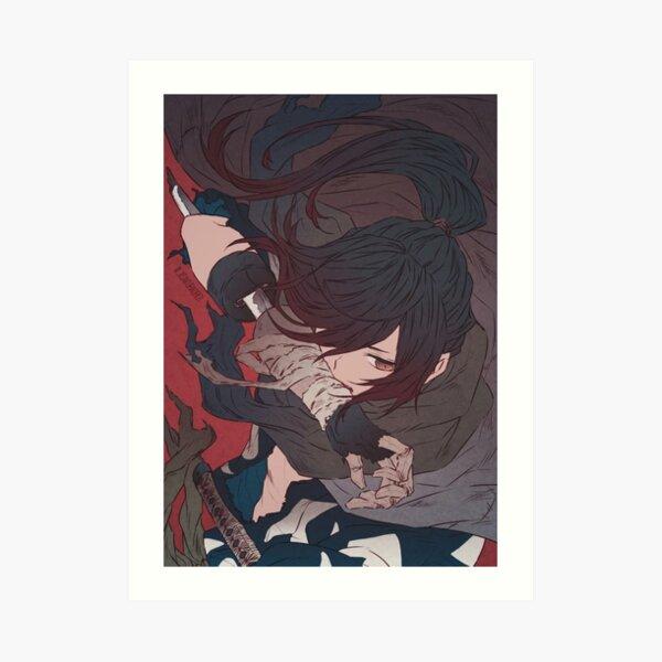 Hyakkimaru/Dororo Art Print