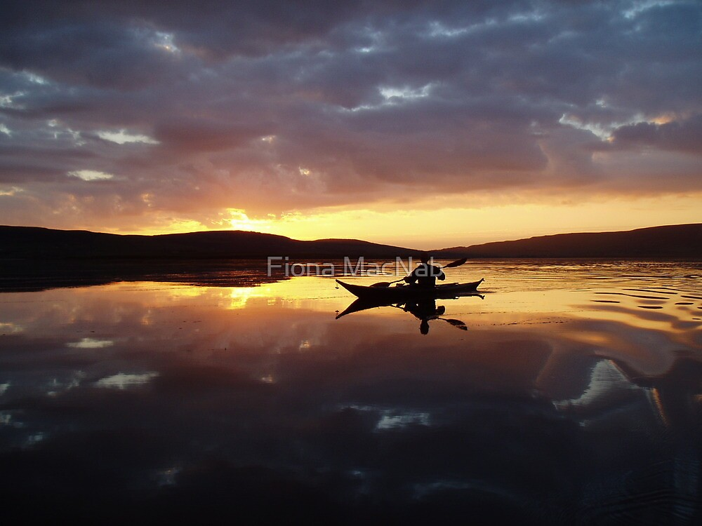 Farewell to Finstown by Fiona MacNab