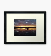 Farewell to Finstown Framed Print