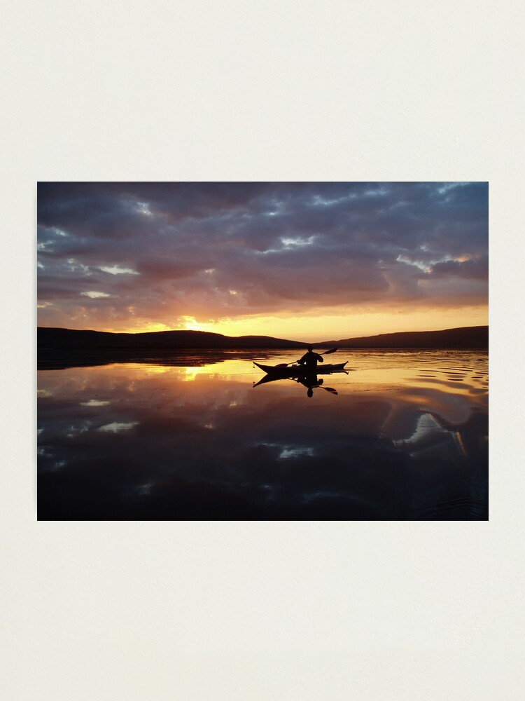 Alternate view of Farewell to Finstown Photographic Print