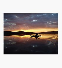 Farewell to Finstown Photographic Print