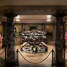 City - Naval Academy -  Crypt of John Paul Jones by Michael Savad