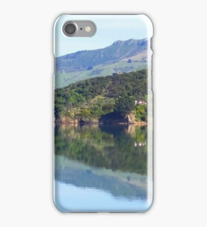 Reflections from Akaroa iPhone Case/Skin