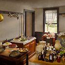 Kitchen - Homestead favorites by Michael Savad