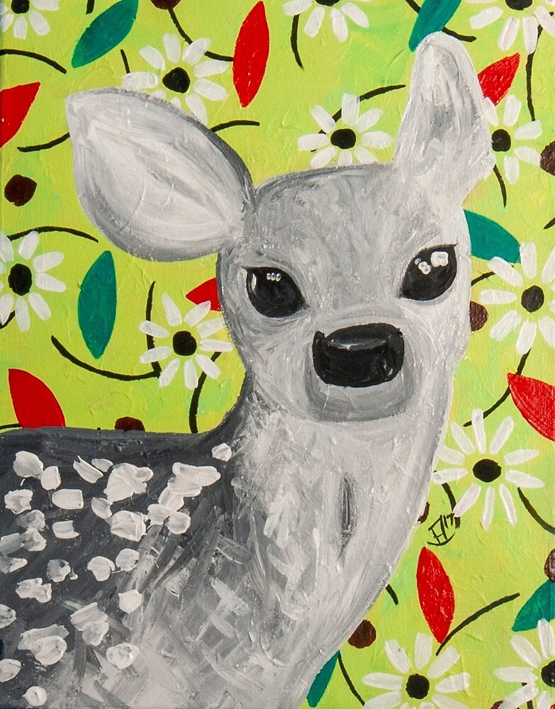 Oh Deer by Bear Elle