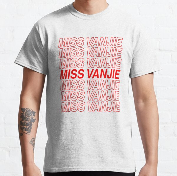 Miss Vanjie Shirt, RuPaul's Drag Race shirt, Vanjie TShirts Classic T-Shirt