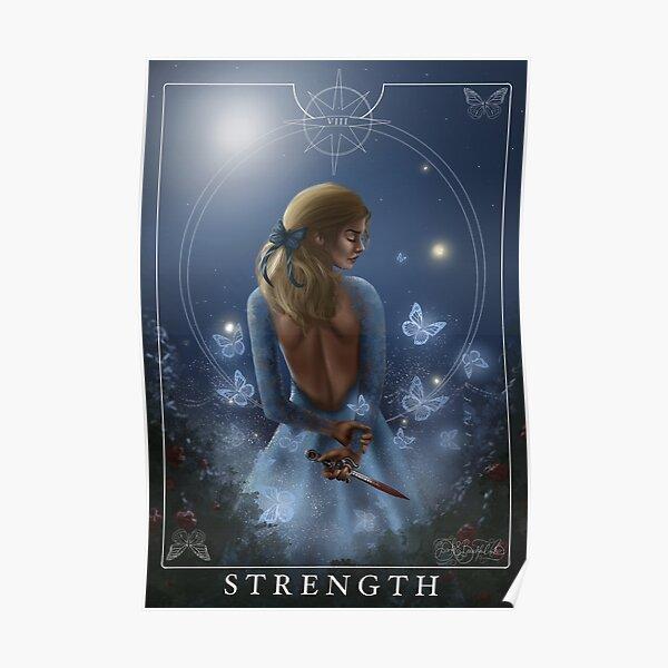 Strength - Donatella Poster
