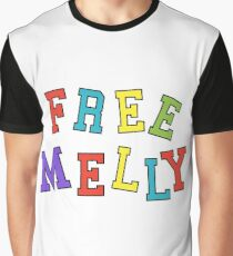 Free Melly  Graphic T-Shirt