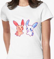 Twinning Women's Fitted T-Shirt
