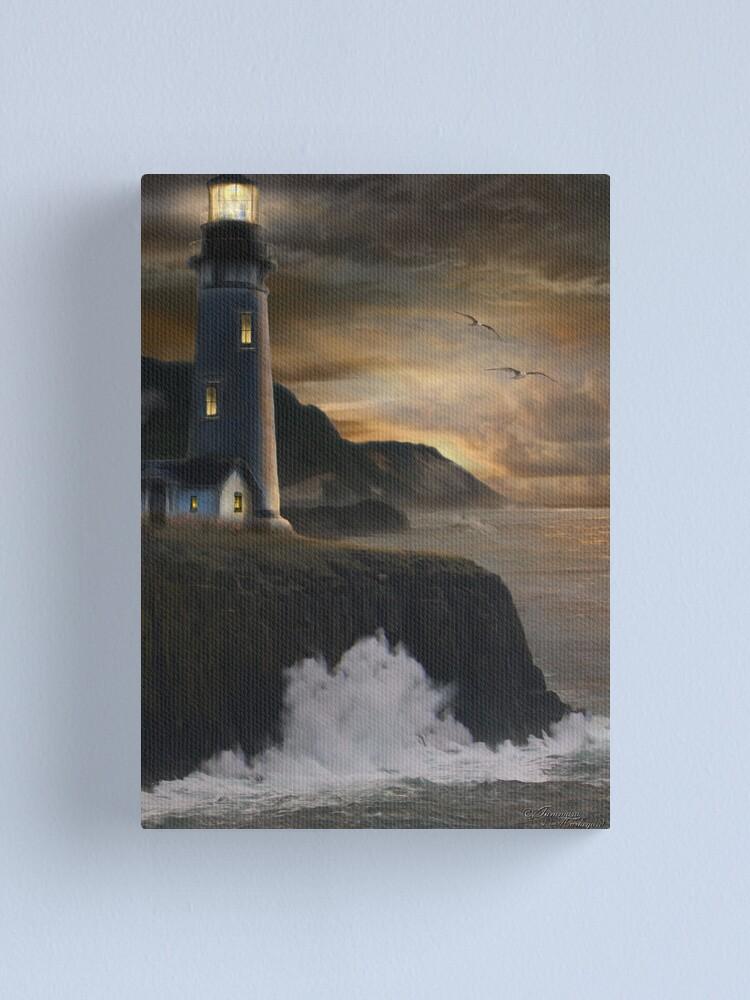 Alternate view of Safe Passage Canvas Print