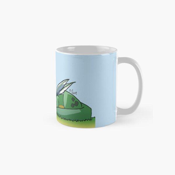 Gardening Dragon Classic Mug
