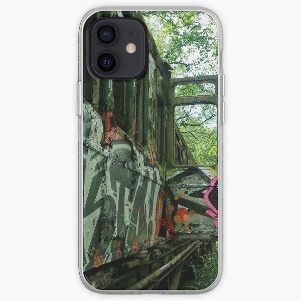 Railway Graveyard 13 iPhone Soft Case