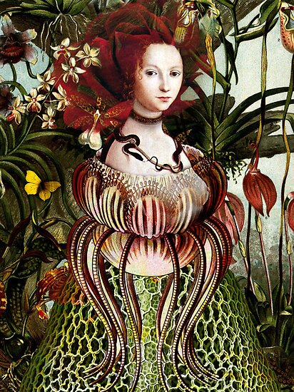 Miss Eve by Catrin Welz-Stein