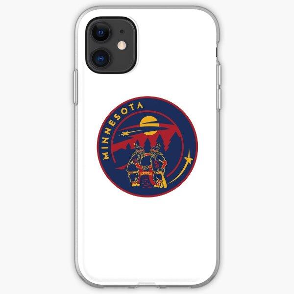 Minnesota Sports Logo iPhone Soft Case