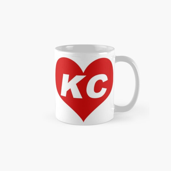 LOVE KC - Kansas City Classic Mug