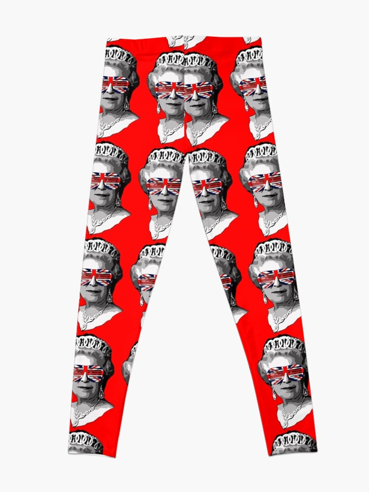Alternate view of Queen Elizabeth Leggings