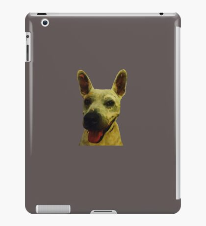 Smiling Jeff iPad Case/Skin