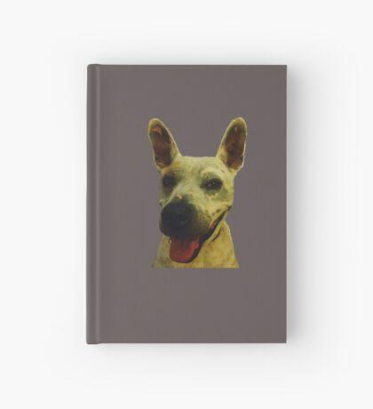 Smiling Jeff Hardcover Journal