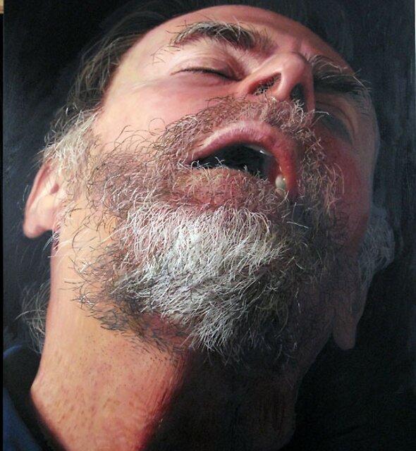 Face No. 8 by Jan Esmann