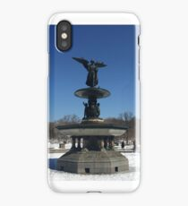 Central Park Bethesda Fountain iPhone Case/Skin