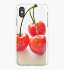 Cherry Ripe iPhone Case/Skin
