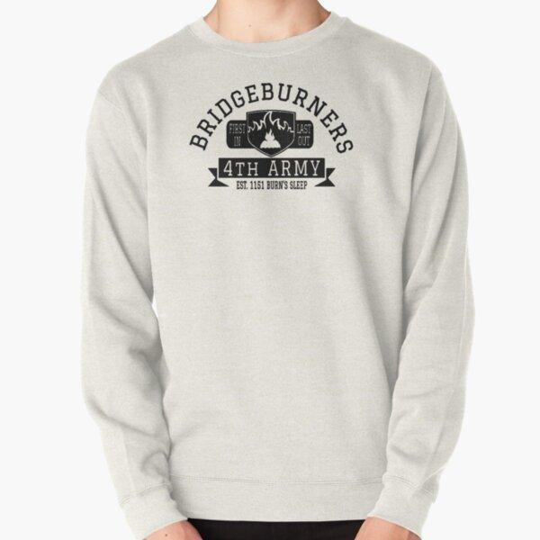 Malazan Bridgeburners Army Pullover Sweatshirt