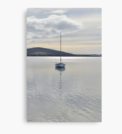 A Perfect Evening Canvas Print