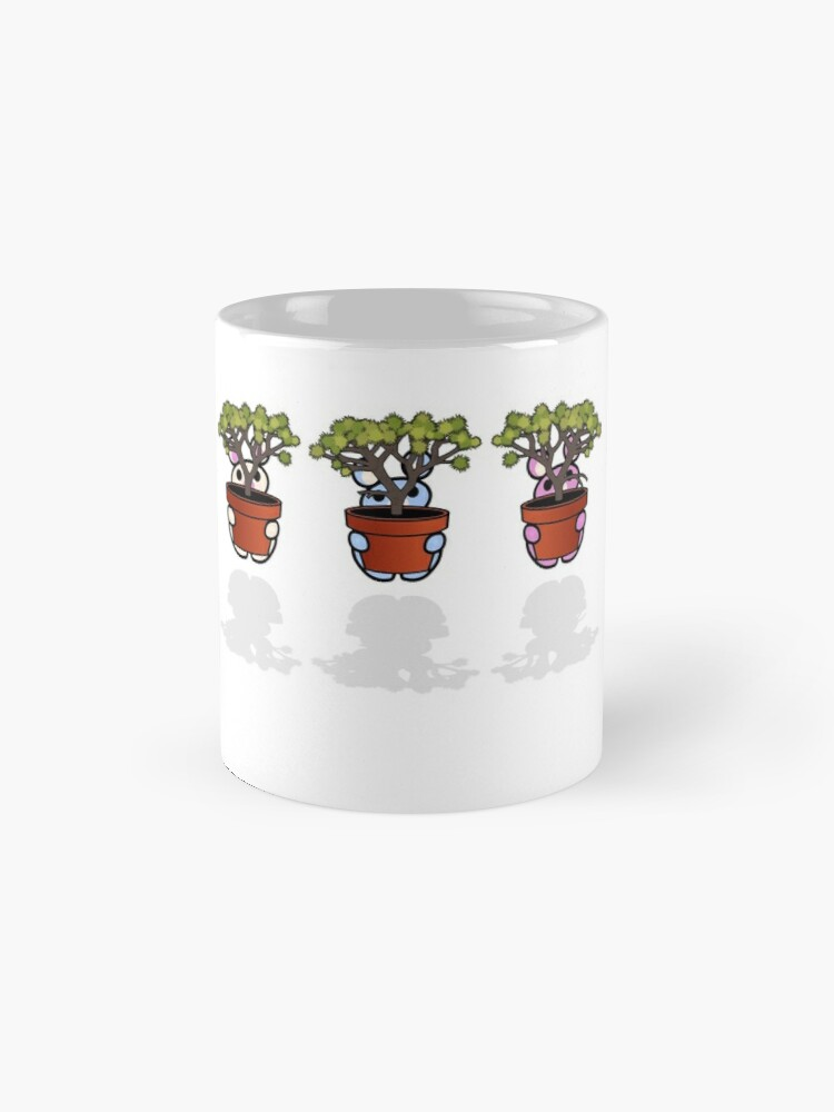 Alternate view of STPC: Three Chibis (Joshua Tree) Mug