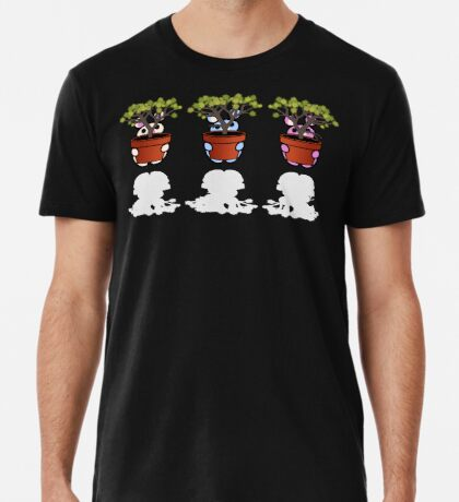 STPC: Three Chibis (Joshua Tree) Premium T-Shirt