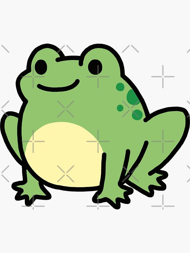 Frog by littlemandyart