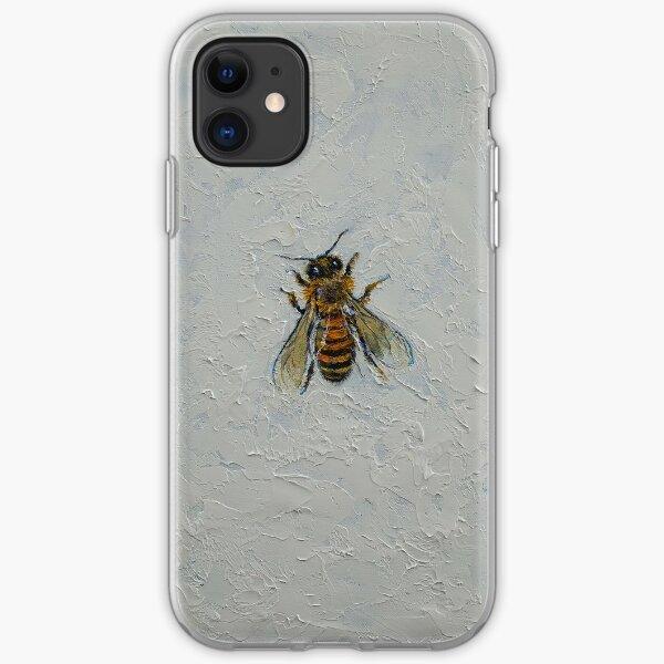 Biene iPhone Flexible Hülle