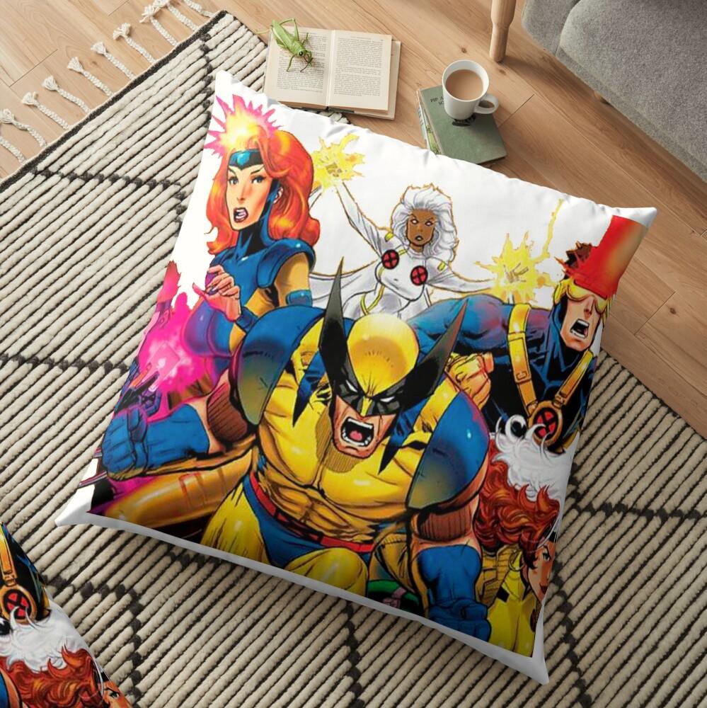 New Movie Floor Pillow