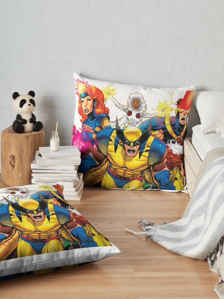 Alternate view of New Movie Floor Pillow