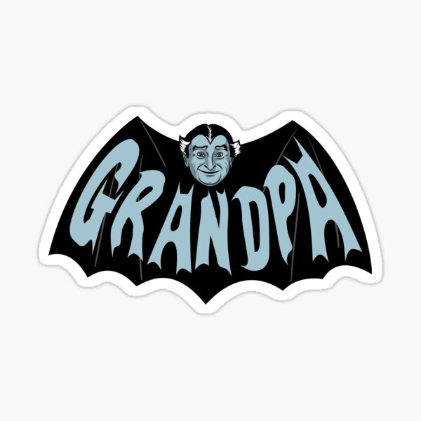 Grandpa Sticker
