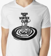 Enter The Vortex Club (High Res) T-Shirt